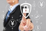 商务金融安全投资理财图片