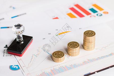金融商业财务审核审批概念图图片