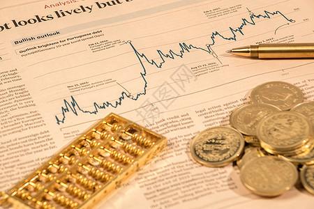投资理财商业金融概念图片配图图片