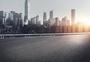 重庆城市道路素材图片