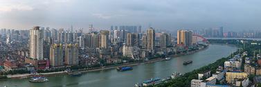 武汉城市风光全景图片