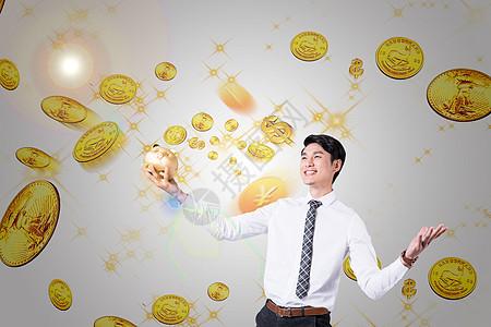 金融理财人员图片
