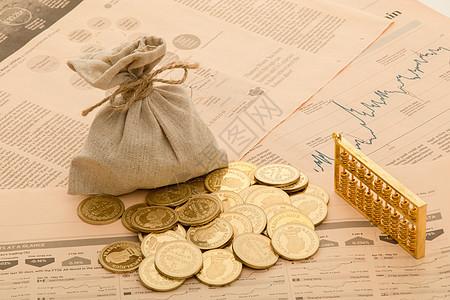 投资理财消费概念图片素材图片