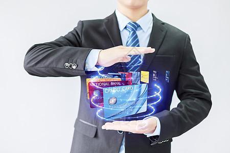 金融信用卡图片