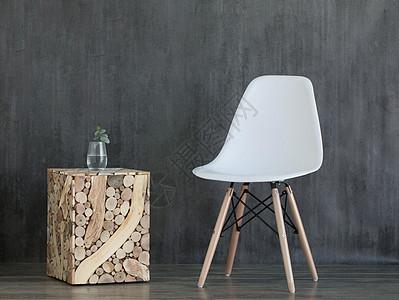 北欧椅图片