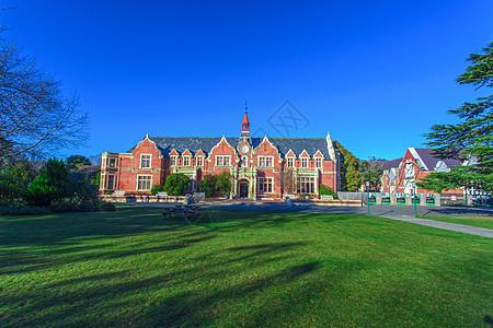 新西兰林肯大学图书馆图片