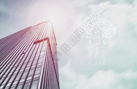 云科技与城市建设图片