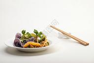 五谷杂粮饺子图片