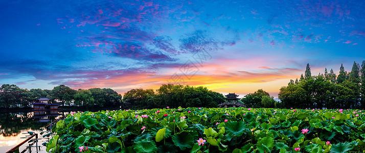 清西湖十八景之三玉带晴虹图片