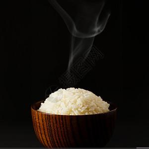 饱满诱人的米饭图片
