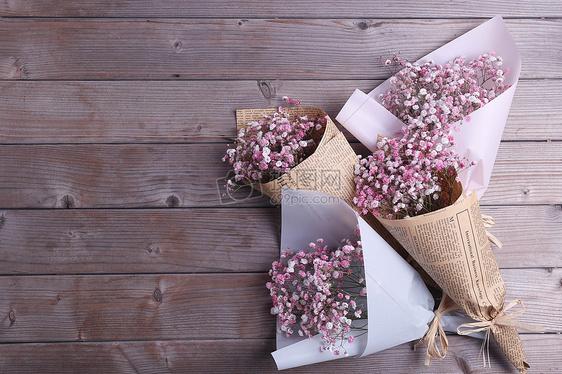 小花束图片