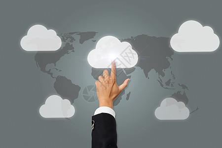 云端数据图片