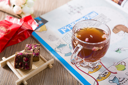 下午茶红糖 黑糖图片