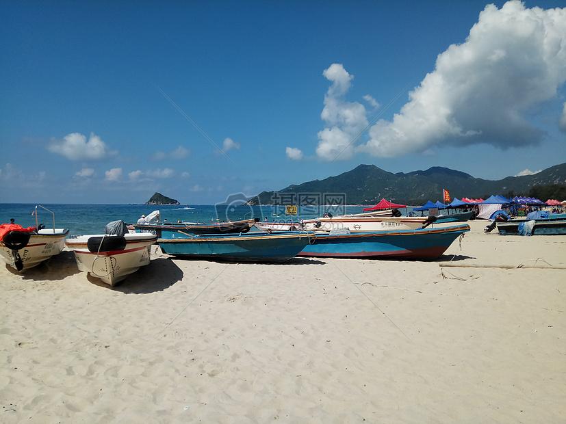 海滩沙滩摄影图片免费下载_自然/风景图库大全_编号