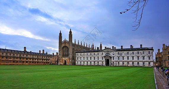 英国剑桥大学图片