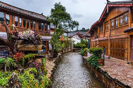 丽江古城图片