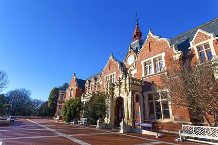新西兰林肯大学图片