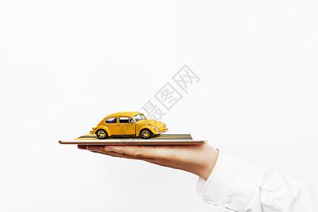 电子车图片