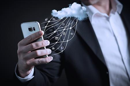 网络云服务图片