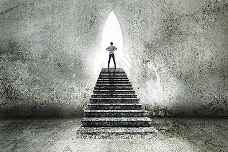 创意商业阶梯图片