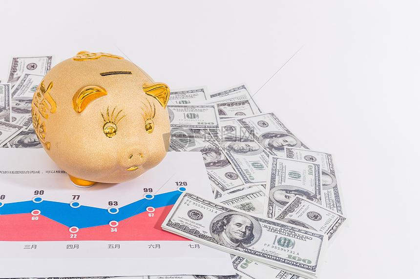商业金融外汇经济增长计算图片
