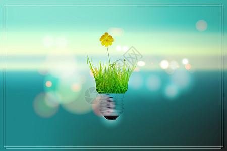 科技与植物图片