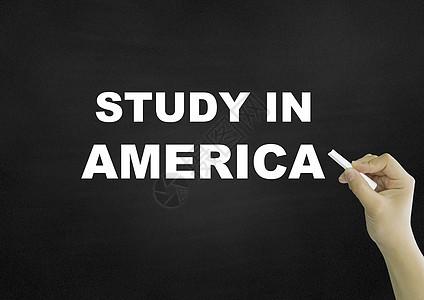 留学美国图片