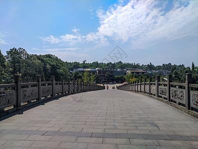 成都黄龙溪  黄龙大桥图片