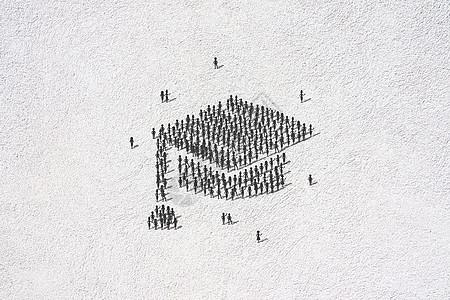 商务教育背景图片