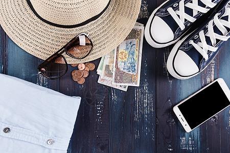 毕业旅行避暑计划准备图片