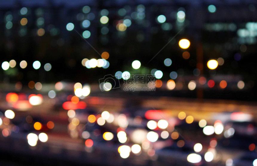 科技光影城市图片