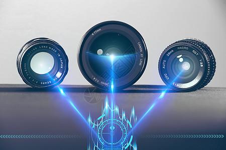 镜头科技图片