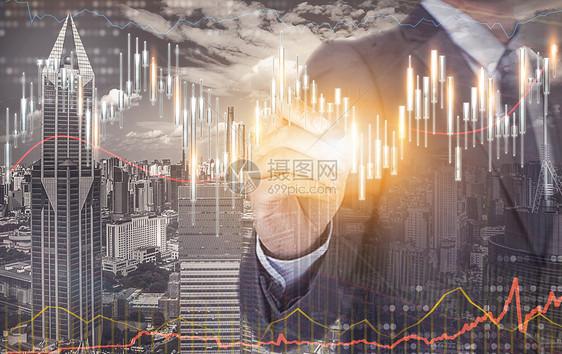 投资概念图图片