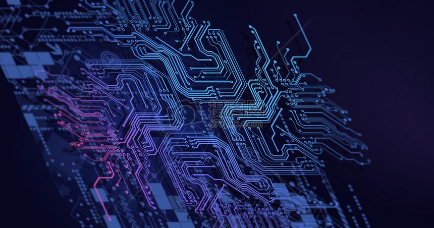 未来电路模块图片