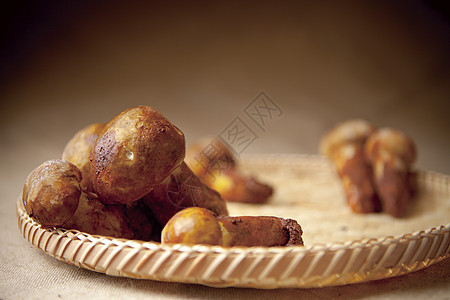 野生菌松茸图片