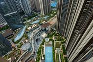 俯视的建筑图片