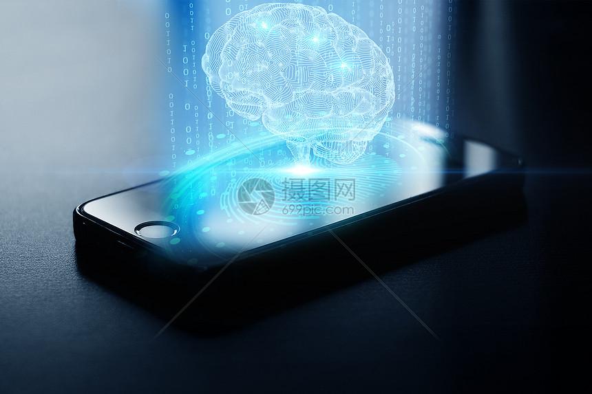 智能虚拟手机图片