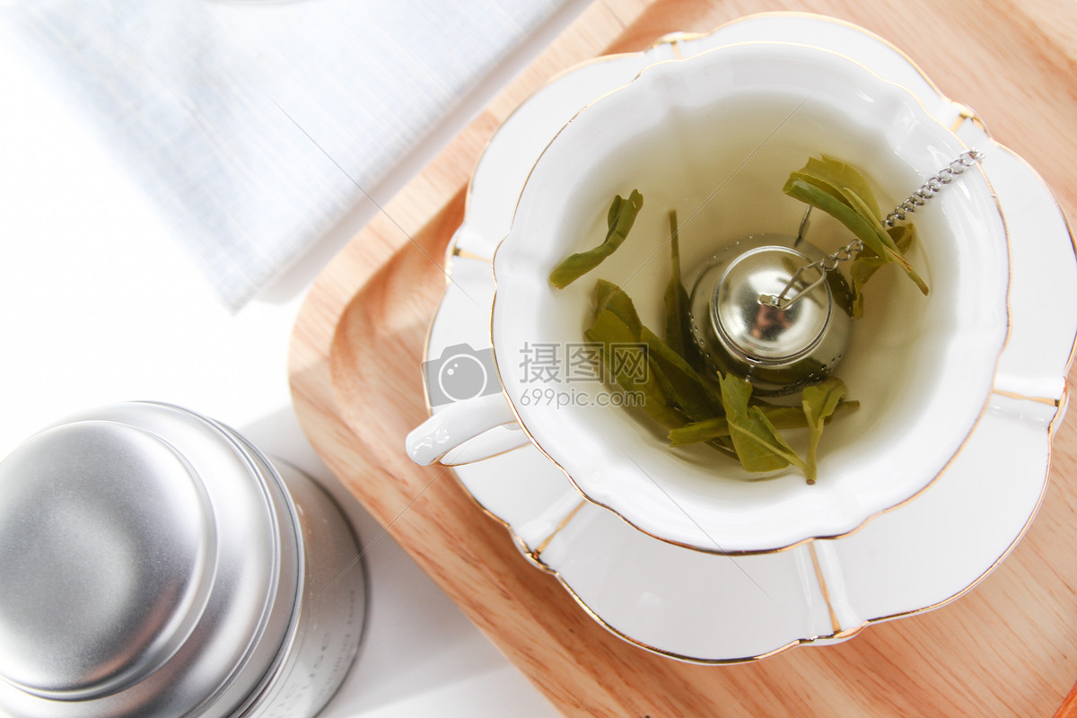 白牡丹紧压白茶