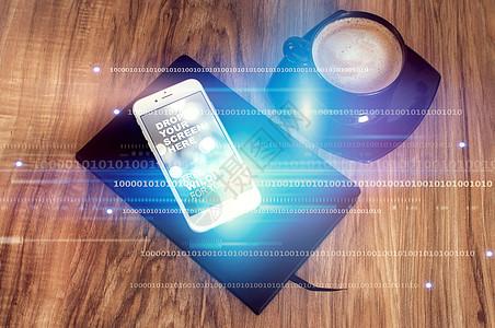 手机程式背景图片