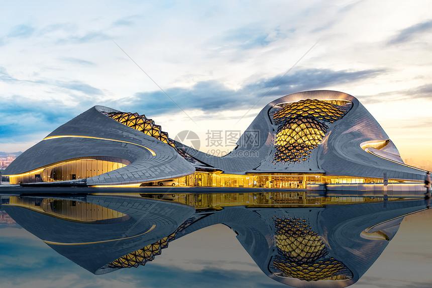 哈尔滨大剧院图片