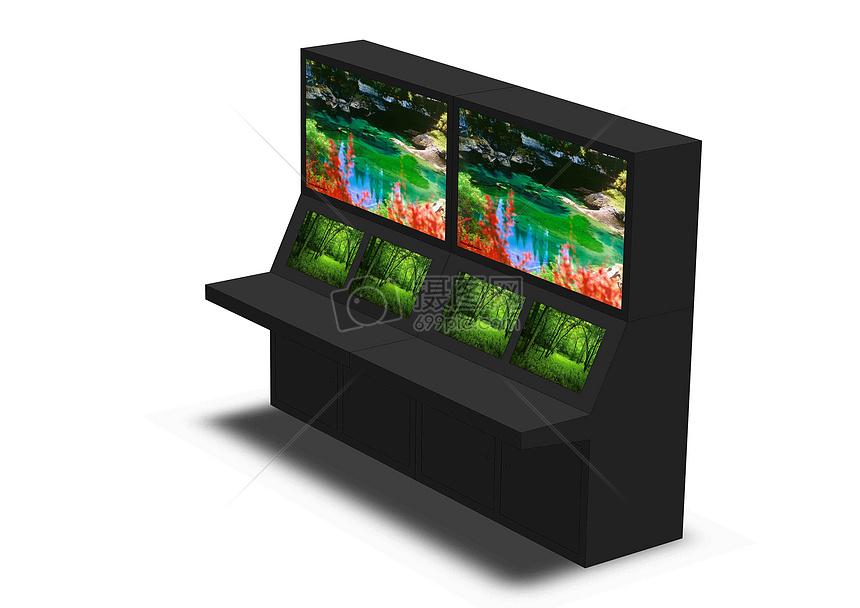 液晶监视器图片