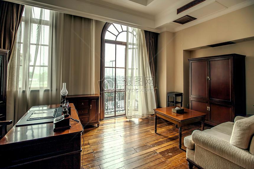 上海浦江饭店欧式古典家居图片