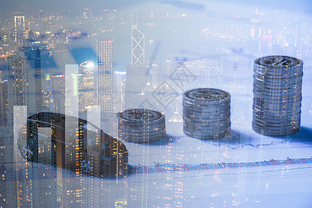 城市金融图片