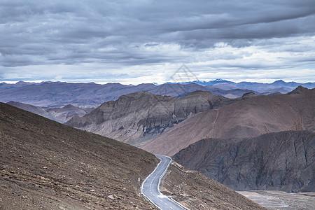 西藏风光天路图片