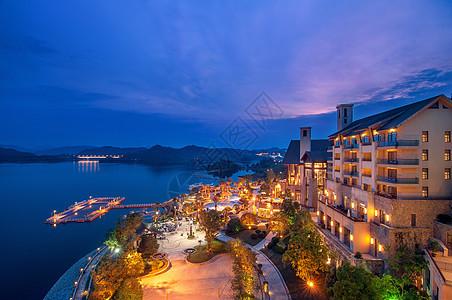 豪华的度假酒店图片