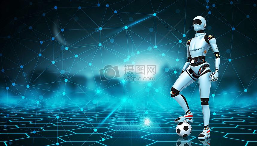 人工智能服务图片