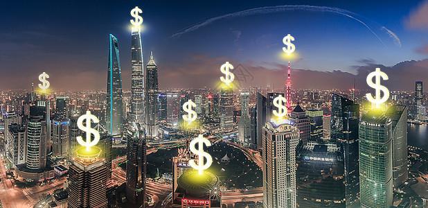 经济全球化科技图图片