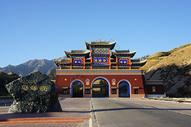 甘肃张掖马蹄寺图片