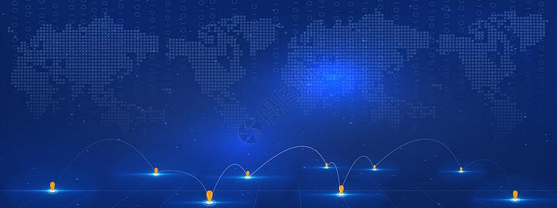全球信息定位技术图片