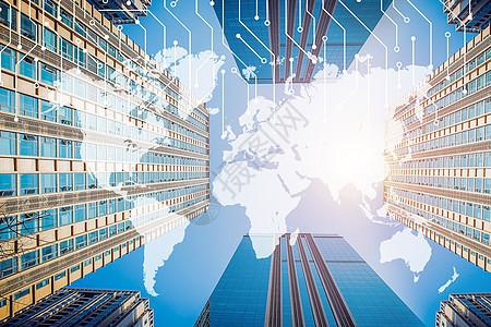 城市与科技图片